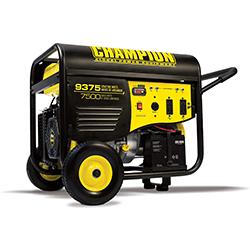 Champion 7500-Watt Generator