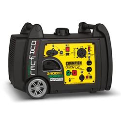 champion 3400-watt generator