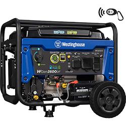 westinghouse wgen3600df generator