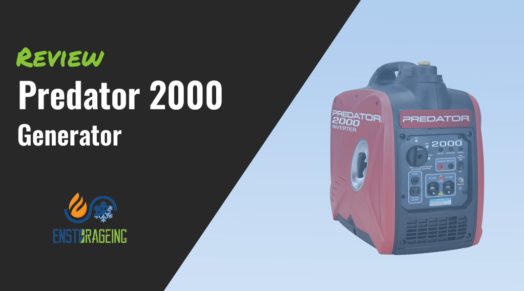predator 2000 generator review
