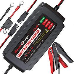 bmk 12v 5a smart battery charger