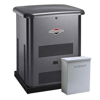 briggs & stratton 40445 8000-watt home standby generator system