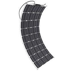giaride 100-watt flexible solar panel