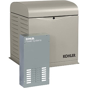 kohler generators 12resvl100