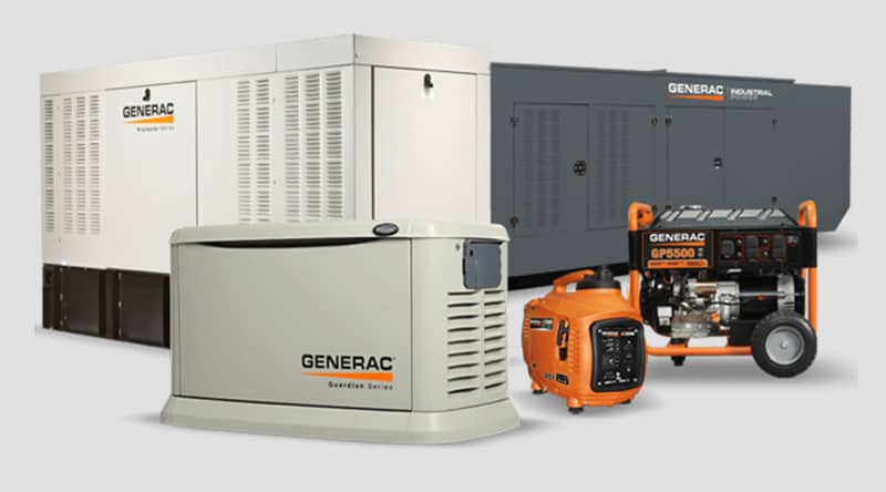 how long can a generac generator run continuously