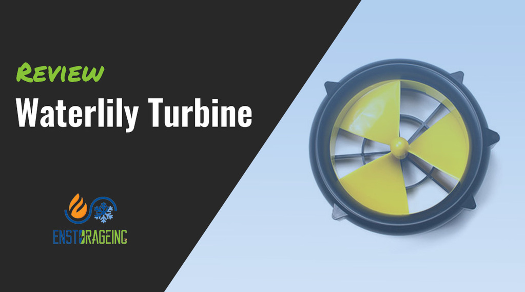 waterlily turbine review