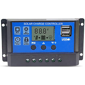 how to select solar charge controller