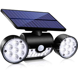 topmante sensor lights outdoor