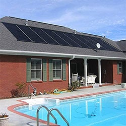 pool water heater
